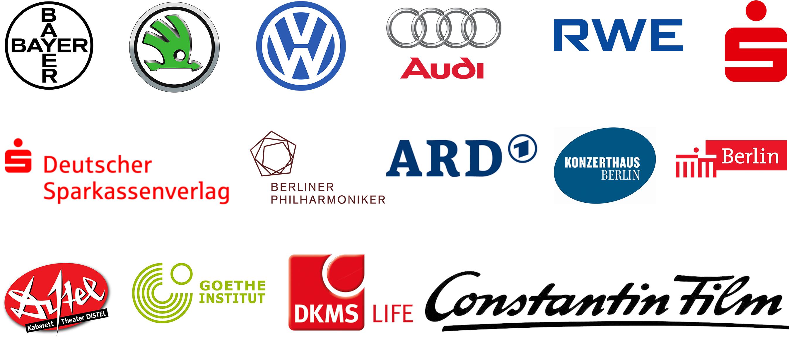 Agentur für Design und Marketing | Videoproduktion, E-commerce, Sem, Seo, Smm, Corporate Design, Webdesign erklaerfilm_kunden_logos_gross_quer